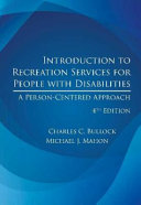 Introduction to Recreation Services for People with Disabilities  4th Ed