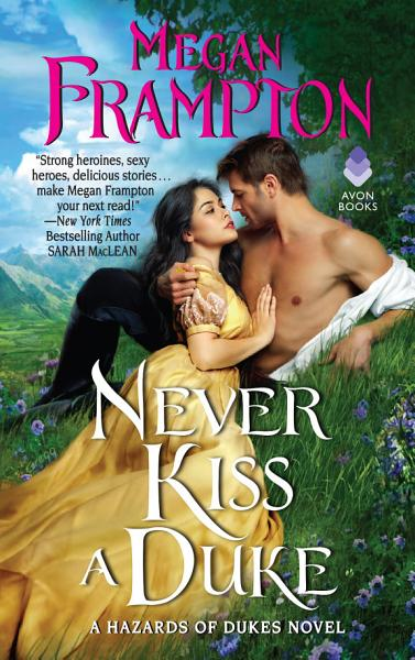 Download Never Kiss a Duke Book