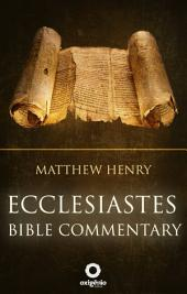 Bible Commentary - Ecclesiastes
