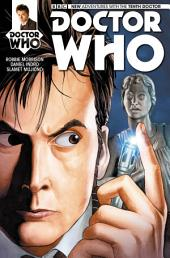 Doctor Who: The Tenth Doctor #8: The Weeping Angels of Mons Part 3