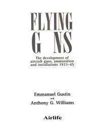 Flying Guns World War II PDF