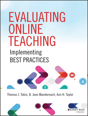 Evaluating Online Teaching PDF