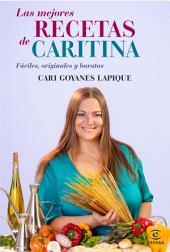 Las mejores RECETAS de CARITINA: Fáciles, originales y baratas