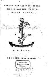Opera omnia latine scripta