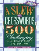 A Slew of Crosswords PDF