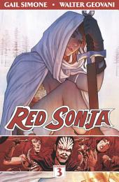 Red Sonja Volume 3: The Forging of Monsters