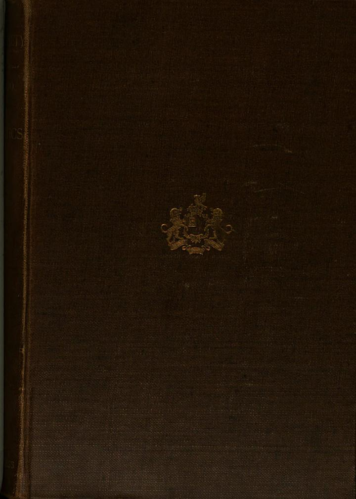 Royal Society of London Catalogue of Scientific Papers 1800-1900 Subject Index Volume i Pure Mathematics