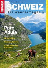 Parc Adula: Wandermagazin SCHWEIZ 6_2015