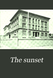 The Sunset: Volume 3