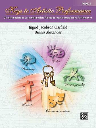 Keys to Artistic Performance  Book 2 PDF