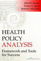Health Policy Analysis PDF