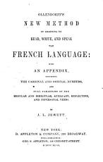 New Method of Learning to Read     the French Language     PDF