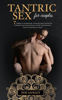 Tantric Sex for Couples PDF