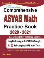 Comprehensive ASVAB Math Practice Book 2020 - 2021