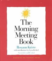 The Morning Meeting Book Book PDF