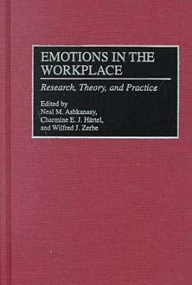 Emotions in the Workplace PDF