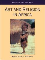 Art and Religion in Africa PDF