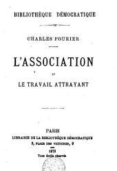 L'association et le travail attrayant