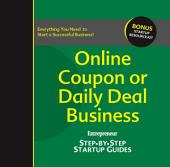 Online Coupon or Daily Deal Business: Step-by-Step Startup Guide