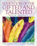 Education of the Gifted and Talented
