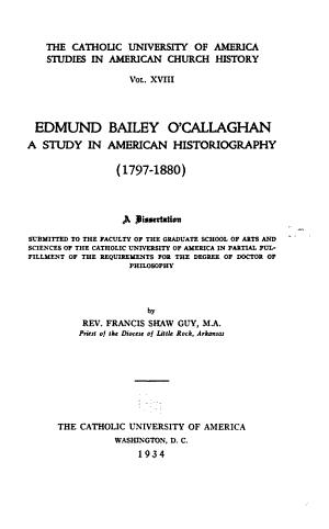 Studies in American Church History PDF