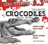 Drawing Crocodile with Pencil
