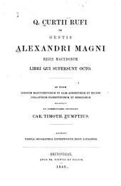 De gestis Alexandri Magni