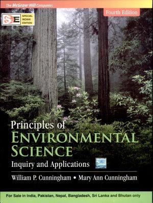 Prin  Of Environmental Science Sie