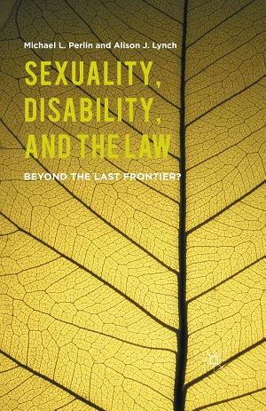 Sexuality  Disability  and the Law
