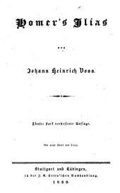 Homer's Werke: Band 1