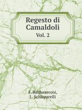 Regesto di Camaldoli