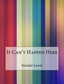It Can T Happen Here PDF