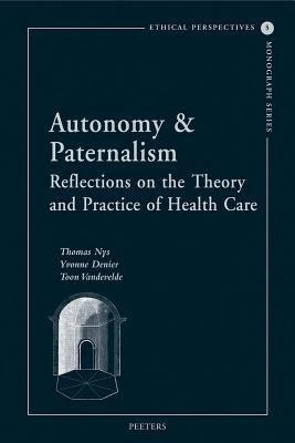 Autonomy   Paternalism PDF