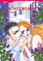 THE TYCOON'S BRIDE: Harlequin Comics