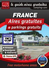 Guide FRANCE des Aires & Parkings Gratuits
