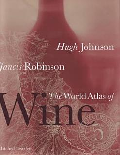 The World Atlas of Wine Book