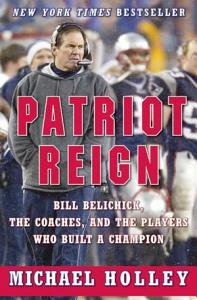 Patriot Reign Book