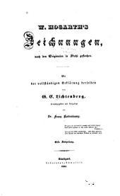 W. Hogarth's zeichnungen: nach den originalen in stahl gestochen, Bände 1-2