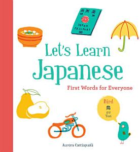 Let s Learn Japanese Book