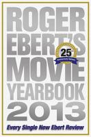 Roger Ebert s Movie Yearbook 2013 PDF
