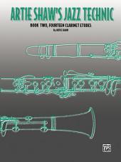 Artie Shaw's Jazz Technic, Book 2: Clarinet Method