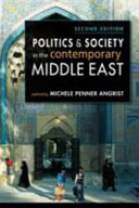 Politics   Society in the Contemporary Middle East PDF
