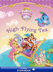 Whisker Haven Tales: High-Flying Tea