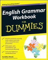 English Grammar Workbook For Dummies PDF