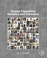 Human Population Genetics and Genomics PDF