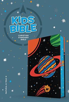 CSB Kids Bible  Space