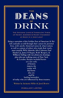 The Deans Of Drink Pb  Book PDF