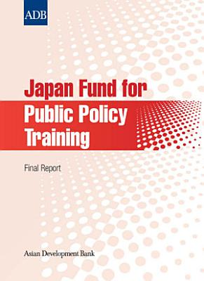 Japan Fund for Public Policy Training PDF