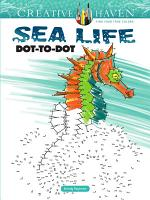 Creative Haven Sea Life Dot-to-Dot