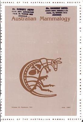 Australian Mammal Society PDF